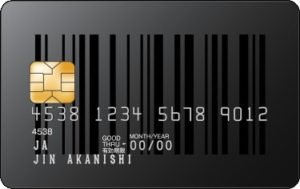 赤西仁オフィシャルクレジットカード